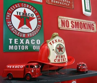 Texaco Fire Chief helmet! Had one when I was 5 yrs old.