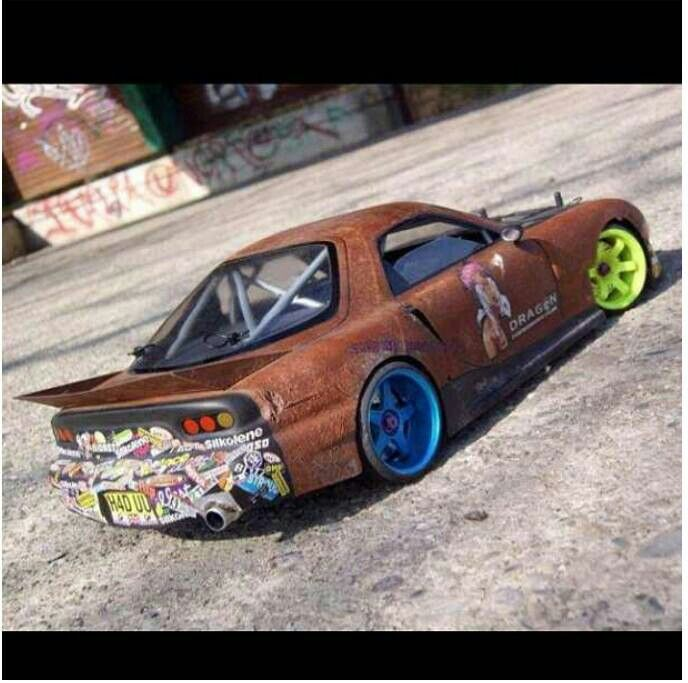 Rc drift