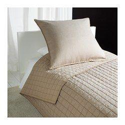 STRANDVETE Couvre-lit et housse de coussin - Une place/deux places - IKEA