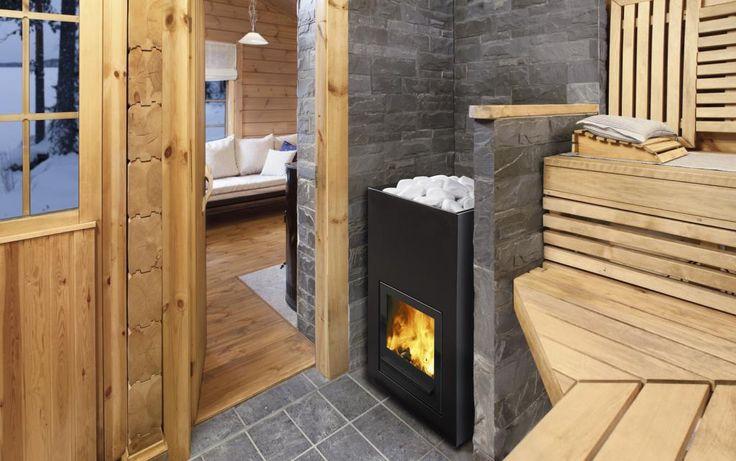 Utu Is A Wood Burning Sauna Stove Tulikivi S Media