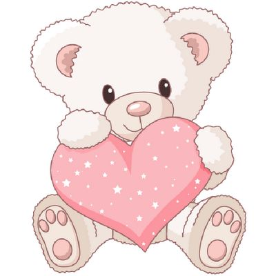 Clip Art Baby Bear Clipart 1000 images about teddy bear tags and printables on pinterest bears with love hearts cartoon clip art art
