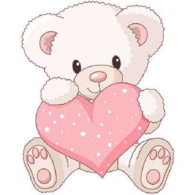 Clip Art Baby Bear Clipart 1000 images about teddy bear tags and printables on pinterest bears with love hearts cartoon clip art art