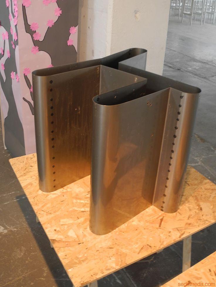 Metal chair - Design Center Ex-Ansaldo