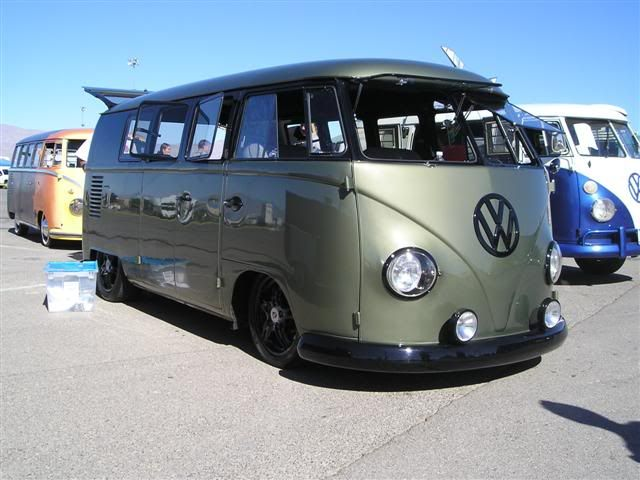 Best Van Ever! Never goes out of style :D