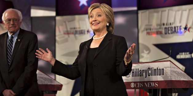 Bernie Sanders Won The Debate. Hillary Clinton Sounded Like A Republican