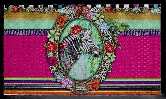 SITAP - Italian Fashion Carpets - Carpets collection - KITCHEN & SPA CARPETS - Mellimello indoor mats INDOOR ZEBRA