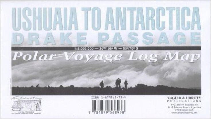 Drake Passage, Ushuaia to Antarctica by Zagier y Urruty