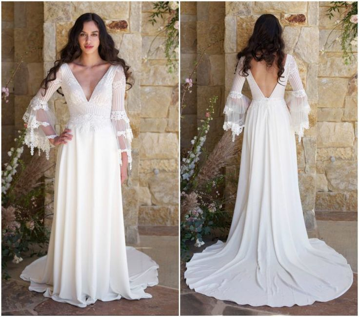 1229 Best Images About Rustic Wedding Dresses On Pinterest