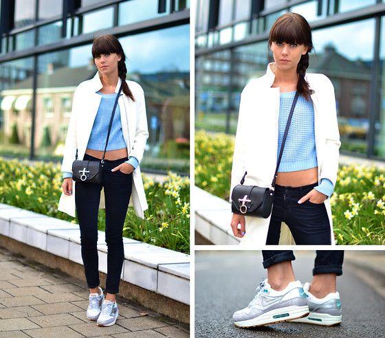 Givenchy Obsedia Bag, Nike Air Max 1