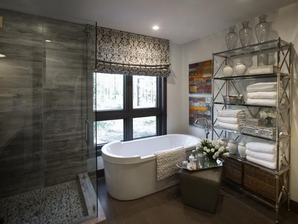 Website With Photo Gallery Don ut forget to give functional areas like bathrooms a little design love