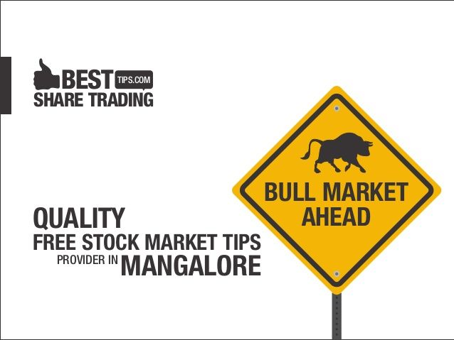 Best Share Trading Tips Is Now Available In Mangalore For more : http://www.bestsharetradingtips.com Contact us: 096000 13602