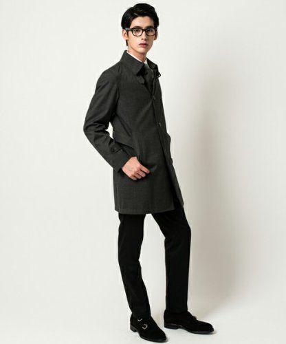 【社会人男子必見】絶対に覚えておきたい!スーツに合うコートを選ぶ3つのポイントとデザイン別コーデ集! | ギャザリー