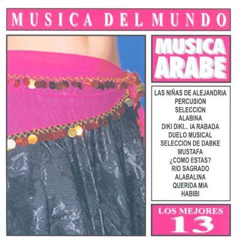 Musica Arabe: Los Mejores 13 [CD]