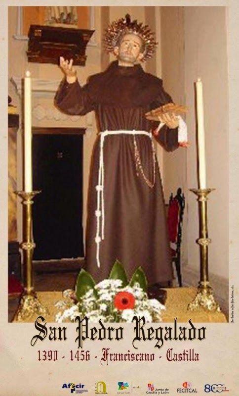 PASIÓN POR MVNDA: La figura de San Francisco Solano presente en Ciudad Rodrigo, en Salamanca, con motivo del Año Franciscano