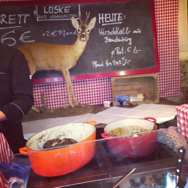 Kreuzberg Markthalle...collection of food entrepreneurs and delicious world foods....#Berlin