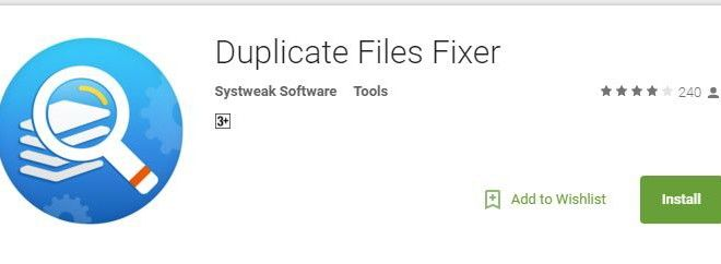 Duplicate File Fixer – A must have app for your Android