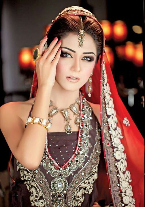 Pakistani Bride 100%!!