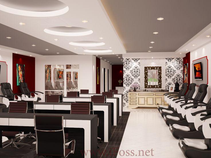 Nail Salon Remodel Copyright @iFOSS Inc Contact 714 556 7895 Or Www.ifoss.