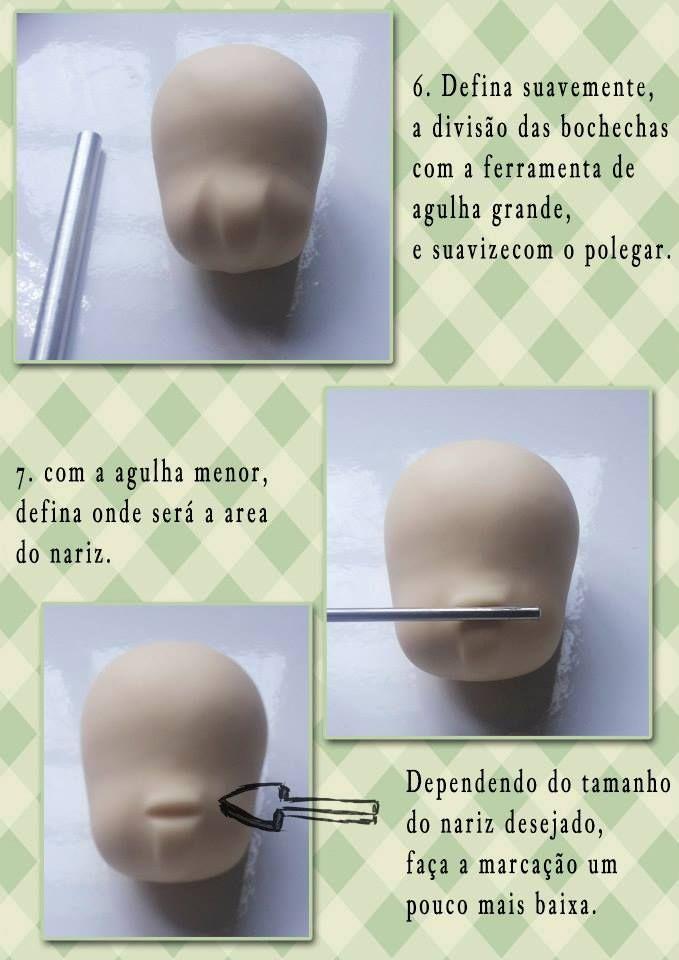 tutorial rostos