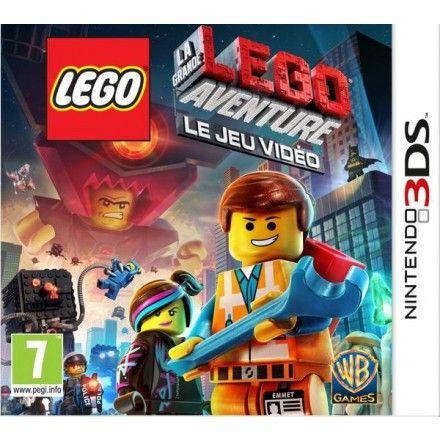 La Grande Aventure Lego : Le Jeu Vidéo sur 3DS, tous les jeux vidéo 3DS sont chez Micromania
