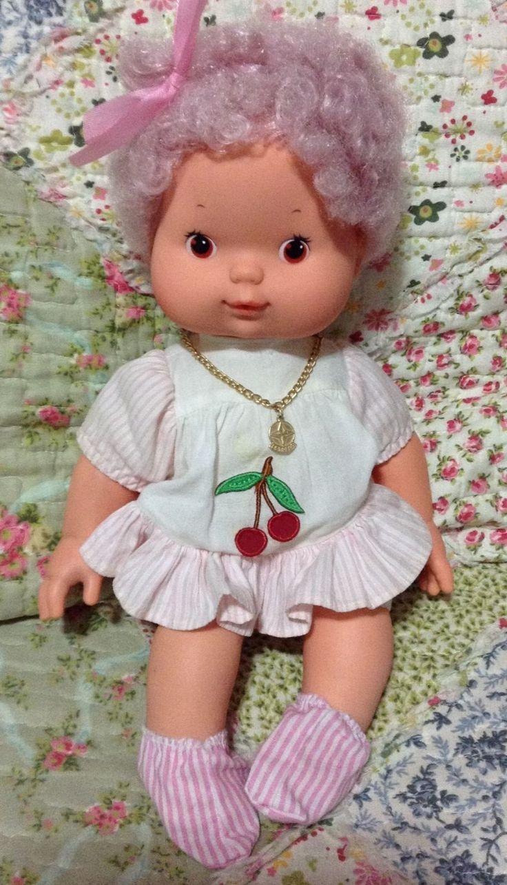 Something is. vintage strawberry shortcake doll uk thanks