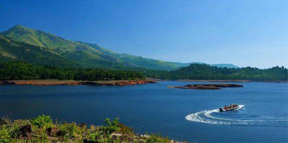 Banasura Sagar Dam http://www.visitorkerala.com/banasura-sagar-dam.html