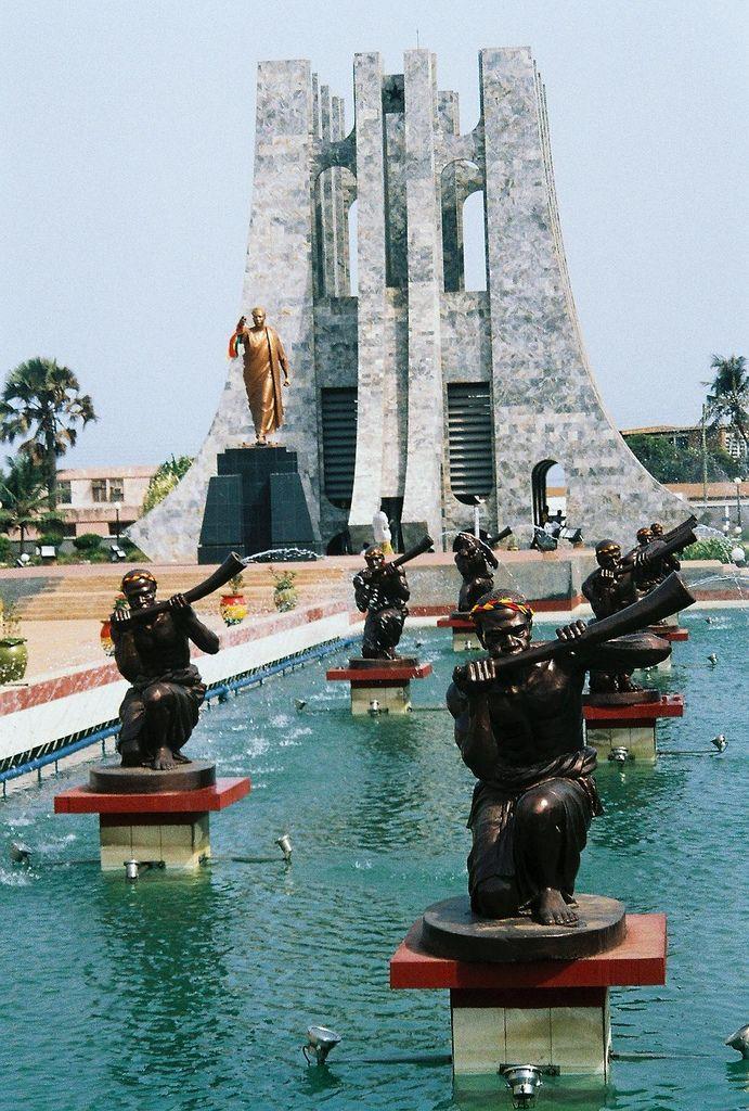 Accra: Nkrumah Memorial | Flickr - Photo Sharing!
