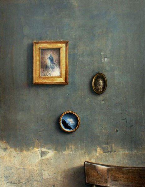 fulvio rinaldi, reliquie, 2007.