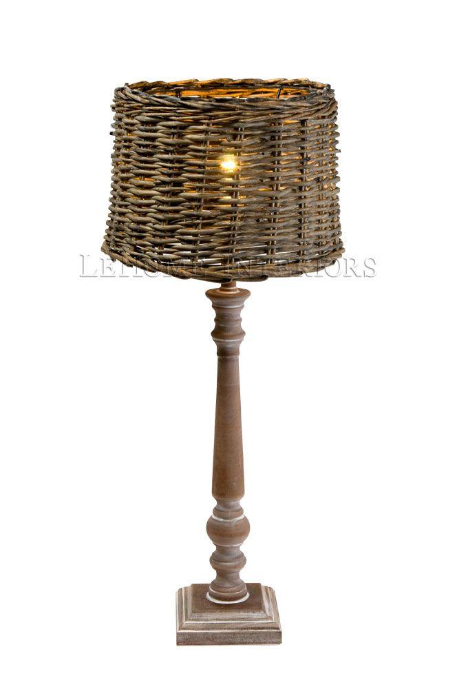 Интерьеры LeHome - мебель в стиле прованс, винтаж, арт-деко - Каталог - Светильники - Настольная лампа F153