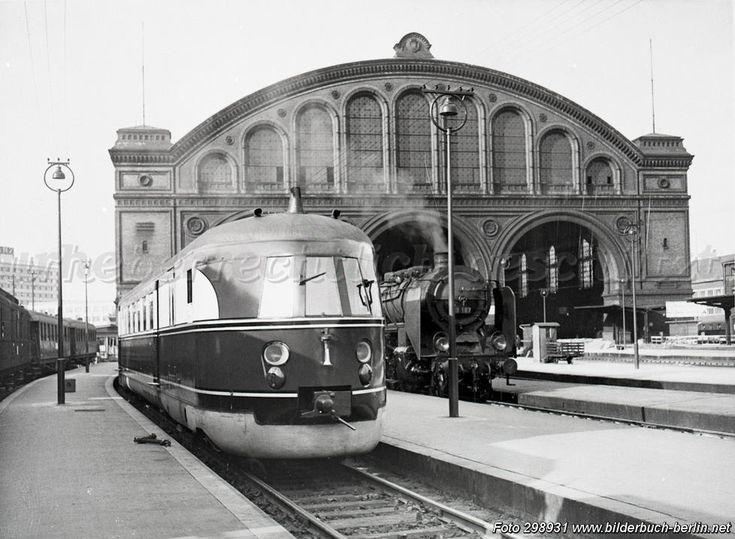 Anhalter Bahnhof 1936