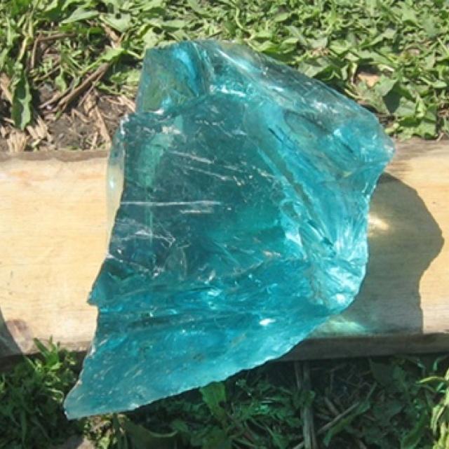 37 Best Garden Glass Rock Images On Pinterest
