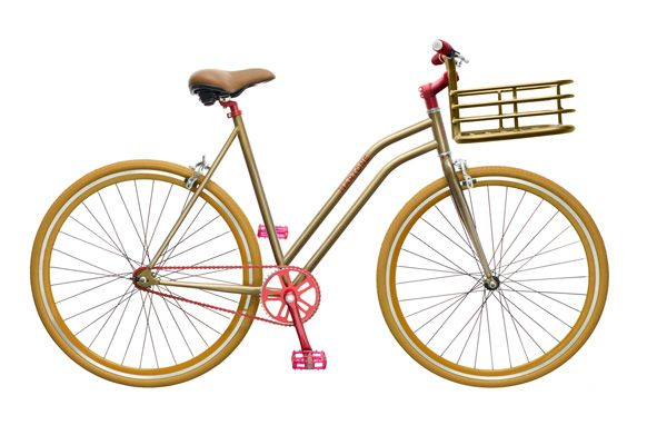 The World's Chicest Bikes? Lorenzo Martone Launches Cycle Line