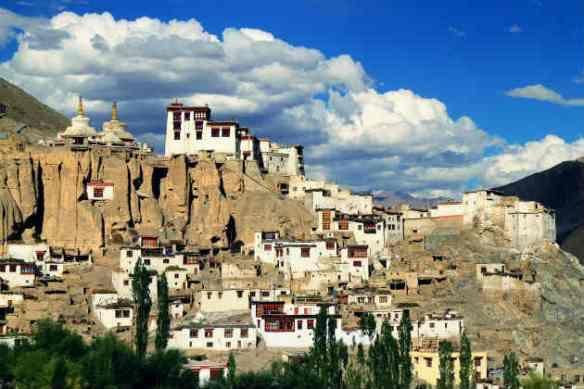 Splendid Lamayuru Monastery!!