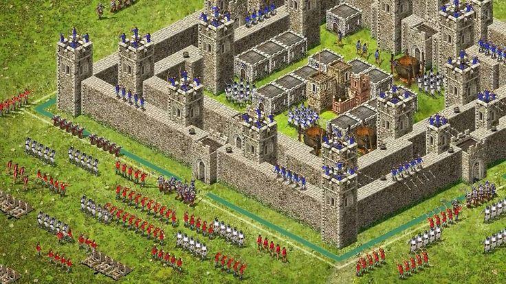 Stronghold Kingdoms: la versione mobile per iOS e Android uscirà in estate