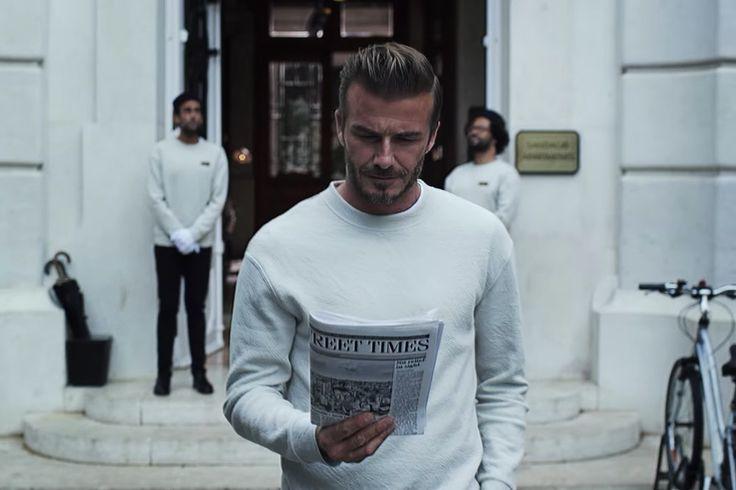 David Beckham H&M Modern Essentials Spring 2016 Video | HYPEBEAST