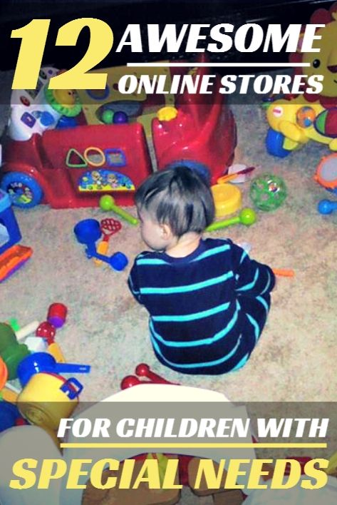 12 Awesome Online Toy Stores For Children With Special Needs