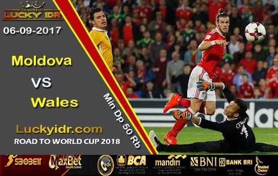 Prediksi Piala Dunia Moldova vs Wales 06 Sep 2017 | Aplikasi Tangkasnet