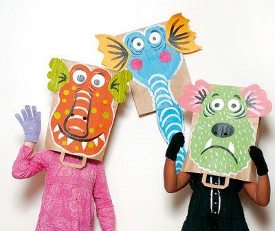 Les 52 meilleures images propos de masques sur pinterest loups animaux et afrique - Comment faire un masque en papier ...