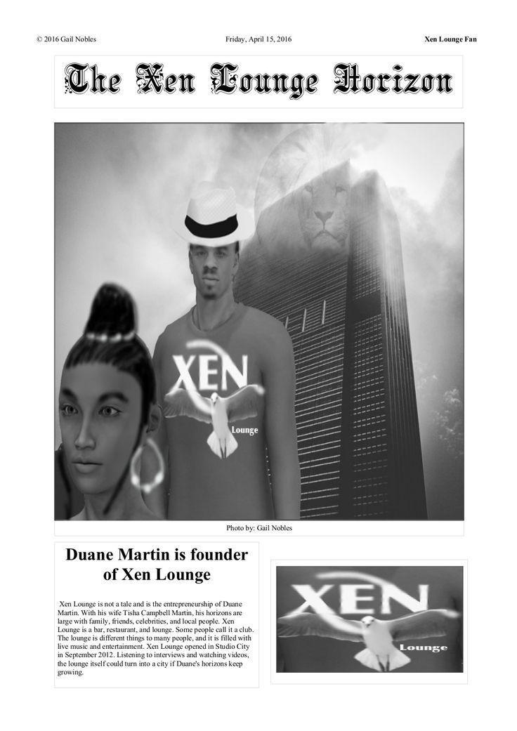 66 best Fan Of Xen Lounge Entertainment images on Pinterest | Fan ...