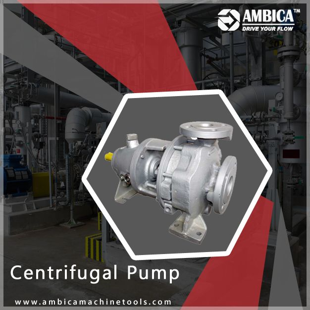 #CentrifugalPump is one of the most important pumps that are widely used in modern #Industries. It is rotating impeller which can be used for pumping any type of liquids. http://www.ambicamachinetools.com/centrifugal-pump-manufacturer.htm