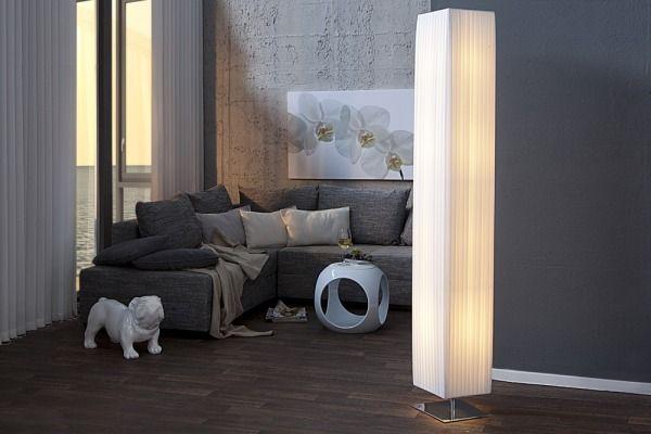 Lampa Long Big White