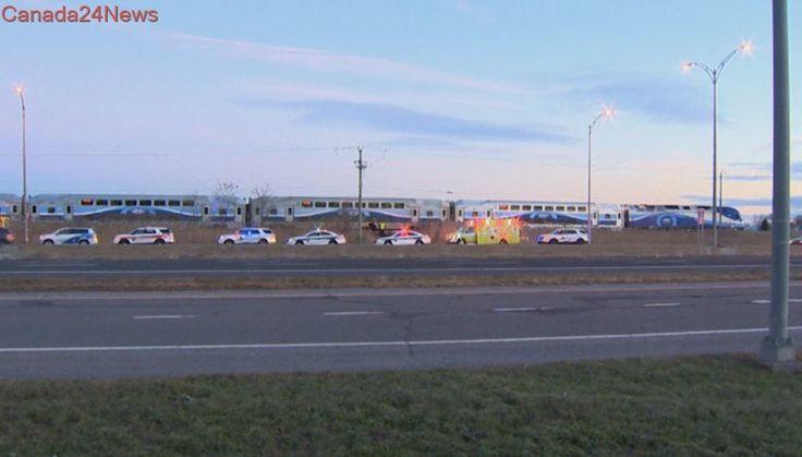 Pedestrian struck, killed by train, Saint-Hilaire RTM line cancelled through Thursday morning