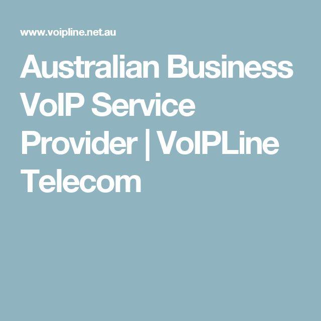 Australian Business VoIP Service Provider | VoIPLine Telecom