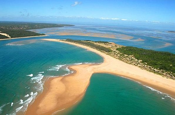 Santa Maria Peninsula Mozambique. What a fantastic place, fishing incredible, beaches immaculate... off again next week.