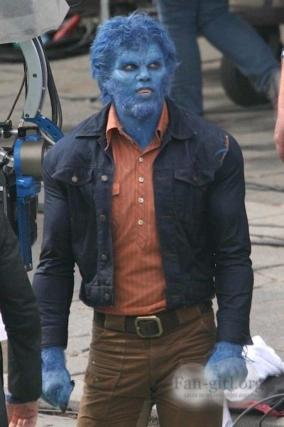 New Images from X-MEN: DAYS OF FUTURE PAST Beast vs ...
