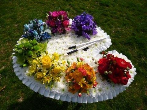 Val Spicer Paint Palette by Ann at Floral Bundance