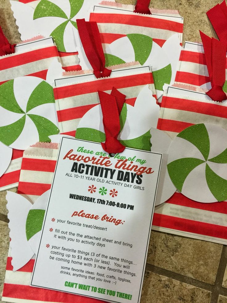For the month of Decembers Activity Day activity, we decided to have a little fun. We did...