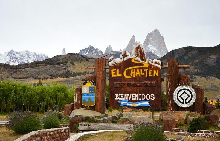 El Chaltén, Patagônia, Argentina