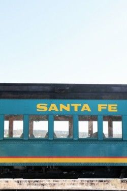 trains and New Mexico :D