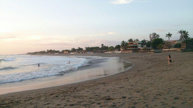 Las Peñitas Nicaragua #beach